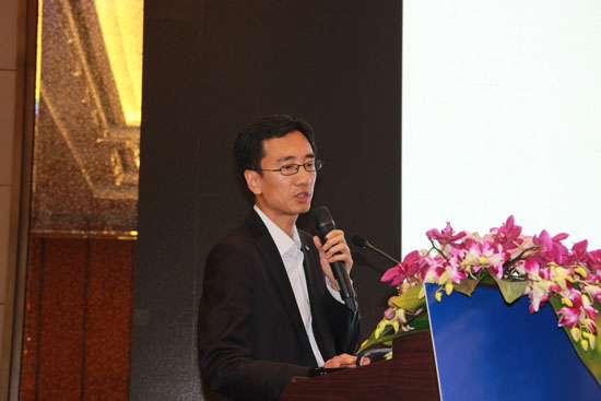 莱茵检测认证服务(中国)有限公司工业服务防爆安全部总经理张小龙