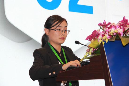 淀川盛馀(合肥)高科技钢板有限公司代表李九芬