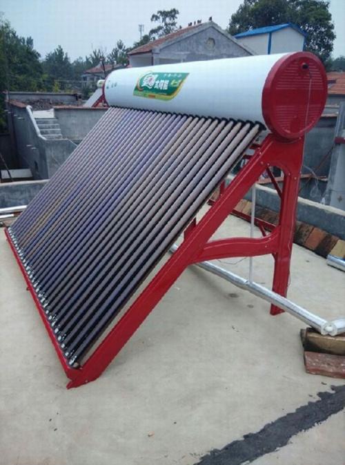 昔日红火的太阳能热水器为何现在不受欢迎了?