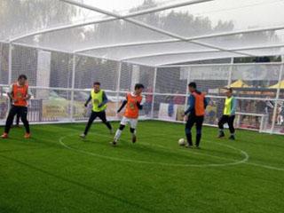 苏宁狮斗足球赛八强出炉,华北赛区北京队夺冠