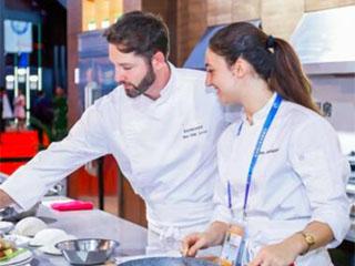 美国GE Appliances进博会展示美式专业厨房