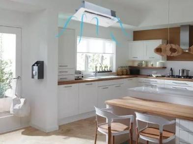 日立厨房中央空调 你家的厨房必不可少