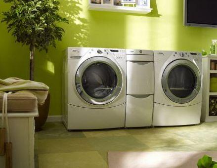 洗衣机的清理小妙招,小苏打很有效!