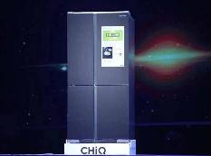 长虹美菱推出全球首款语音智能冰箱!