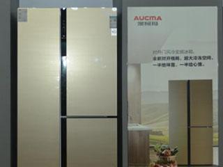 澳柯玛T型门冰箱引导生活新方式