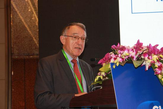欧洲能源与环境合作组织代表Paul de Larminat