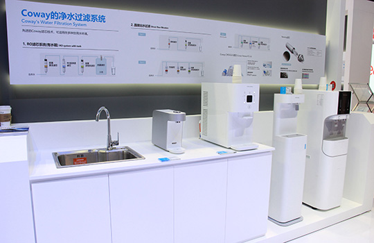 看好中国净水与空净市场  Coway在华二次发力