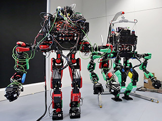 谷歌母公司中止双足机器人开发 创业公司Schaft走向成谜