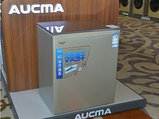 内嵌超薄顶盖顶置触控面板,澳柯玛智酷冷柜再升级