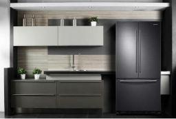三星冰箱格调满满,让厨房的颜色不再单一