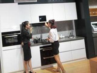 海尔高端成套厨电中标青岛青铁华润城项目