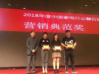 五星电器再次斩获行业殊荣,摘得两项中国家电磐石奖