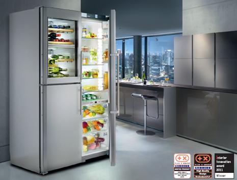 LIEBHERR利勃海尔冰箱 科技改变现代生活