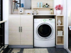 内行分析,为啥外国人从不把洗衣机放阳台