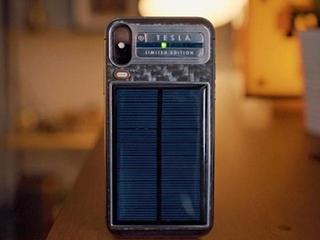 支持太阳能充电的Caviar定制版iPhone X上手