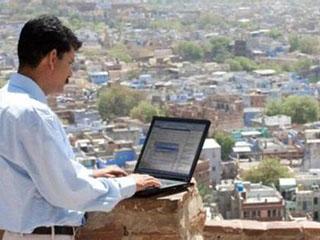 印度互联网市场吸引力巨大 发展潜力不可小觑