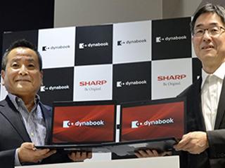 夏普宣布其东芝电脑资产将更名为Dynabook