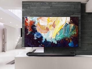 LG OLED W8:薄如壁纸开启高端电视新时代