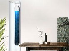 价格适中颜值高最应该摆在客厅的立式空调