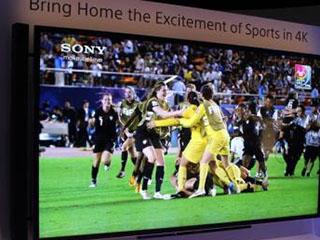日本开启超高清电视时代 家庭普及尚需时日
