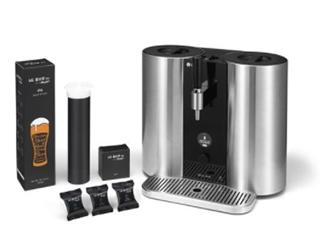LG电子将于CES2019推出家用啤酒酿造设备