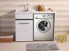 洗衣机摆放在哪好?这些好地可以选!