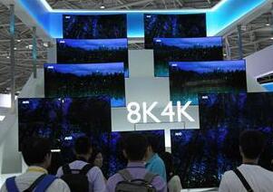2019年面板制造商将重点转向8K LCD