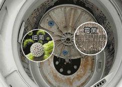 """洗衣机清洗很麻烦?学会这4种""""土方法"""""""