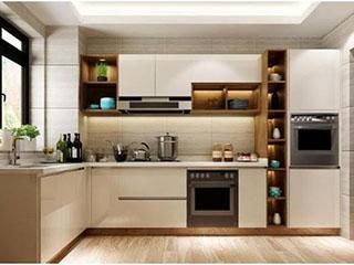 厨房做嵌入式厨电好or不好,你喜欢哪个?
