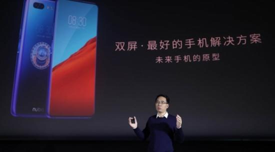 努比亚品牌联合创始人、努比亚智能手机总经理倪飞