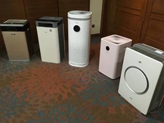 2018年空气净化器产品除甲醛及颗粒物能力调查结果令人堪忧