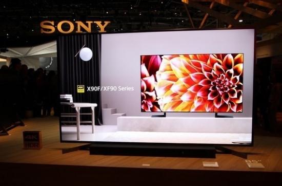 sony X9000F