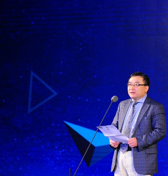 能源基金会中国总裁邹骥