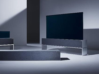 8K、MicroLED、AI、可卷曲 CES上最好看的电视都在这儿了
