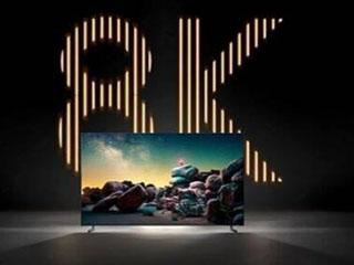 三星亮相首台真8K电视,8K技术真是必经之路