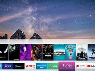 三星2019款Smart TV三大创新改变用户与电视互动