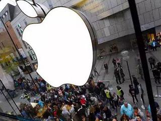 苹果经销商往事