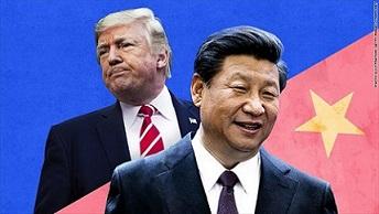特朗普称中美谈判取得巨大成功  预计形式有望转暖