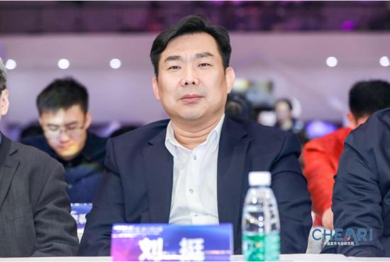 中国家用电器研究院院长刘挺出席本次会议