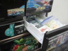 三菱电机发布AI冰箱 蔬菜保持新鲜无需冷冻