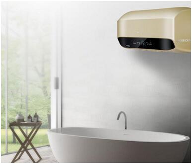 海尔瞬热防电墙电热水器plus9打造舒适洗浴