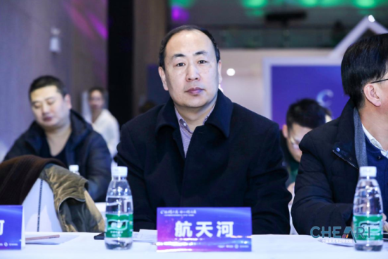 航天河科技总经理于珉:空净市场还有上升空间