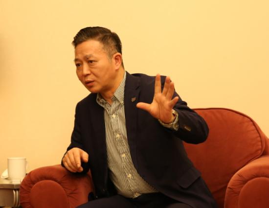 松下家电(中国)有限公司(PAPCN)总经理 吴亮