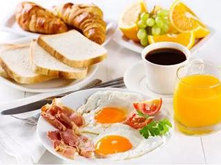 清晨也可以有情调,美食撩起你的食欲