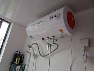 用热水器时,开多少度最合适?