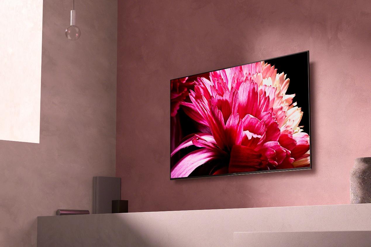 """用""""芯""""打造画质新旗舰 索尼X9500G液晶电视在华上市"""
