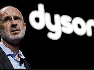 戴森将公司迁至新加坡 年利润首次突破10亿英镑