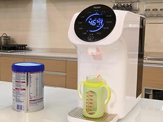 是实力败家还是物超所值?扒一扒海尔暖暖台式免安装智慧净水机
