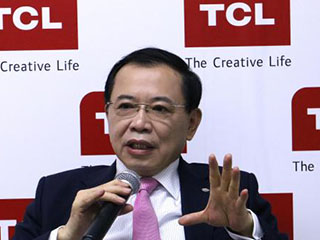 TCL集团董事长李东生拟增持3000万元公司股份