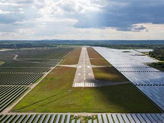 不可小觑,印度南部拥有世界上首个全太阳能机场